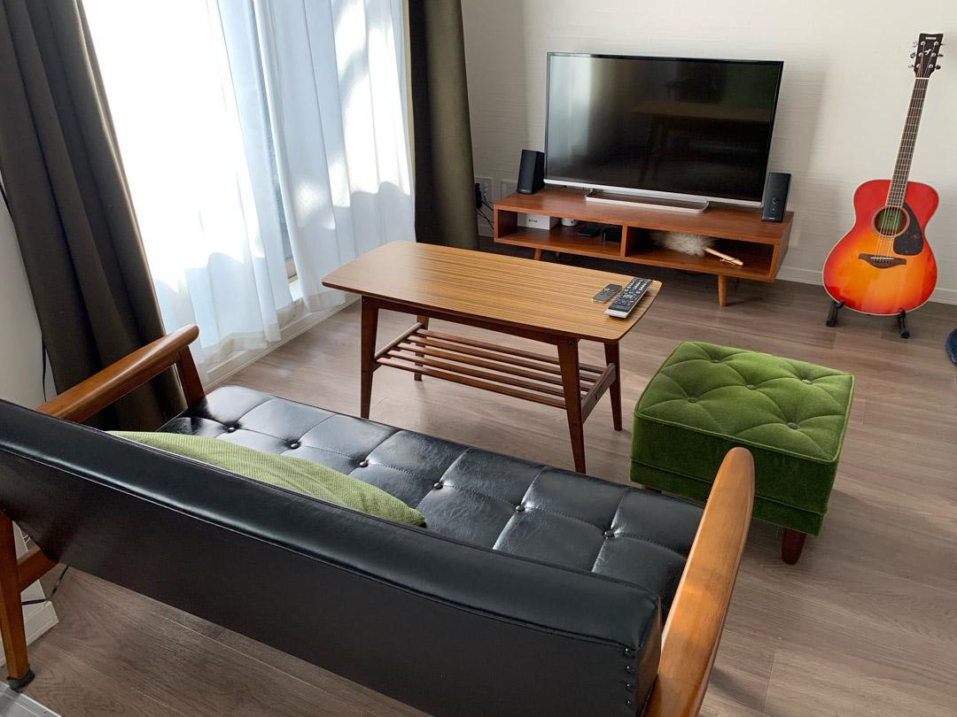 カリモク60の鉄板スタイル